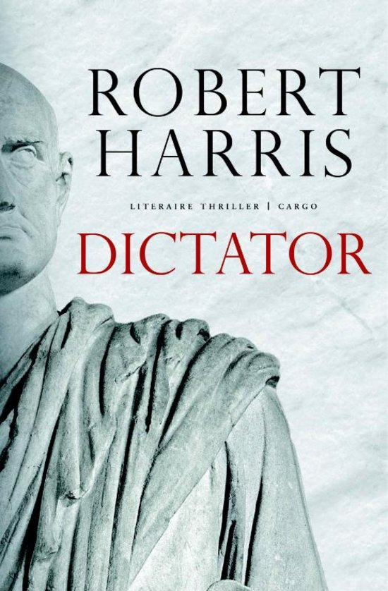 Dictator van Robert Harris
